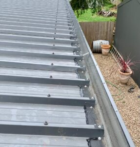 Quality gutter guard mesh installation in Dandenong